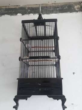 Kandang burung Ebod Pleci Original