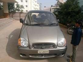 Hyundai Santro Xing Zip Plus, 2001, Petrol