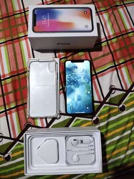 Iphone X 64gb Mulus