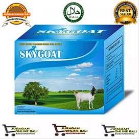 Susu Kambing Etawa Skygoat 10 Sachet × 20 gram
