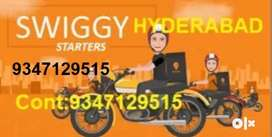 swiggy food delivery executives in hyderabad