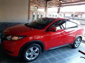 Honda HRV 1.5 S CVT, 2015, Plat D, low KM, cat original, an sendiri