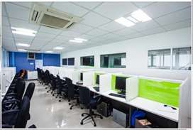 Furnished office on rent in Mahape at Technocity