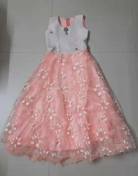 Frock Type for Gown for girls