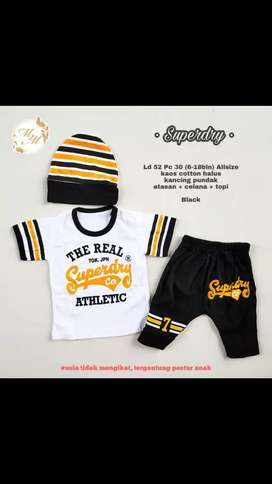 Fashion SuperDry 3in1