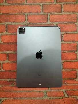Ipad Pro 2020 256 Ibox Wifi Only Garansi Resmi