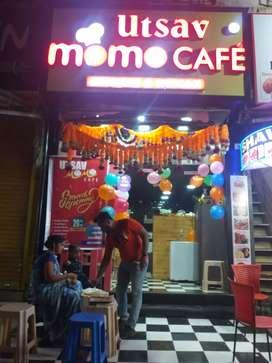Cashier at  UTSAV MOMO CAFE Panvel