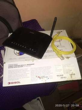 Digisol broadband router