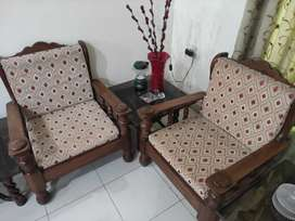 Almost New Condition Chiniot Pure Wood