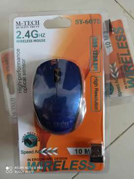 Mouse wireless Bluetooth Campur
