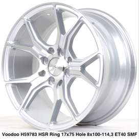VOODOO 59783 HSR R17X75 H8X100-114,3 ET40 SMF