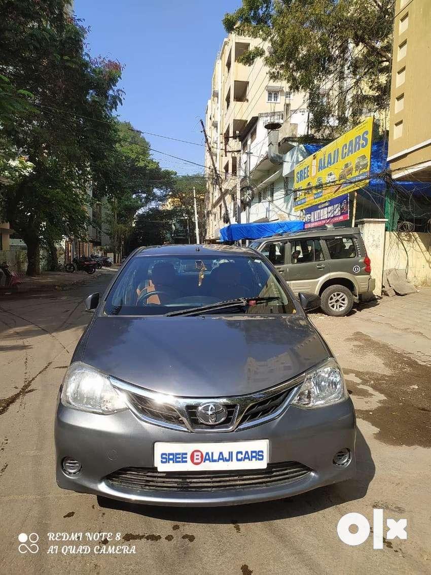Toyota Etios GD, 2013, Diesel 0