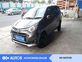 [OLX Autos] Daihatsu Sigra 1.0 M Bensin 2019 MT Abu #MJ Motor