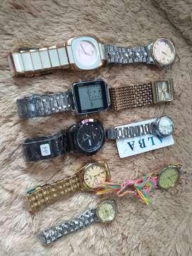 Jam tangan berbagai merk