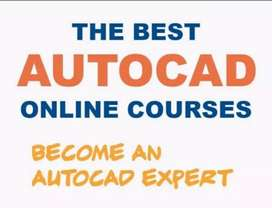 Learn autocad online