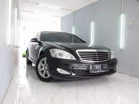 Mercedes Benz S 300 L AT 2007 Hitam