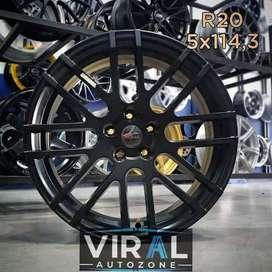 Velg / Pelek Buat Mobil Terios R20 HSR Promo Free Ongkir