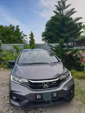 Honda jazz 2017, km rendah