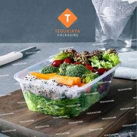 Plastik Thinwall Food Container Kotak Makan Plastik