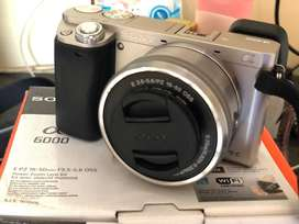 Sony a6000 Fullset (2nd)