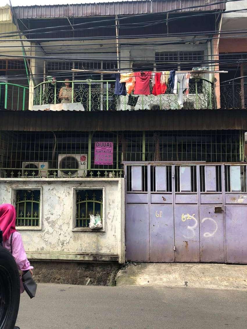 Jual Murah Rumah Dalam Kota Dekat Pancoran Glodok Bandengan 0