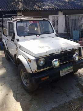 Perfect condition Gypsy diesel for modification