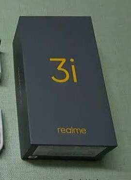 Realme 3i..(3 gb 32 gb Diamond blue)