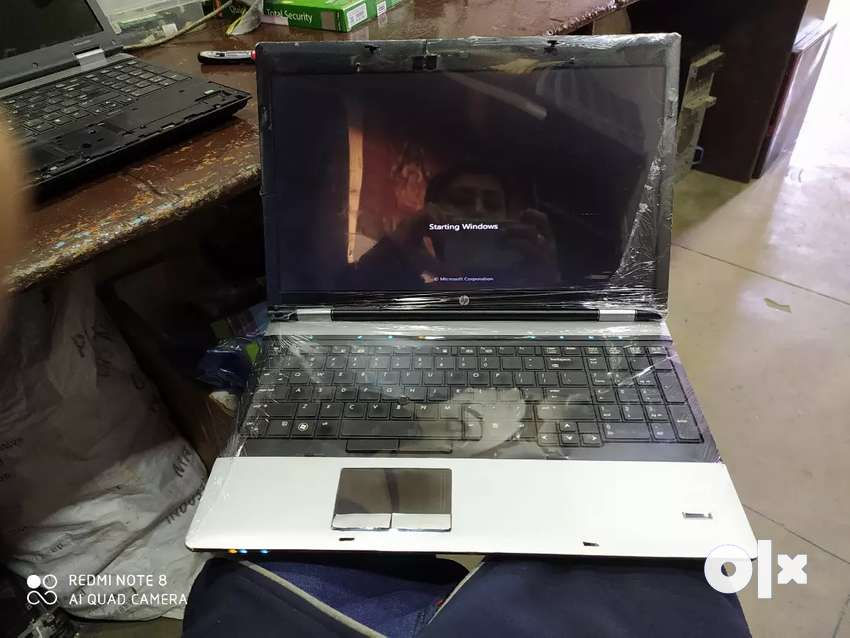 Hp laptop with 6 month warranty 0