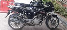 Pulsar bike with good condition
