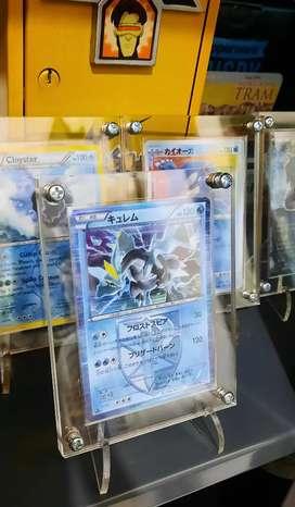 Japanese Kartu Pokemon Card Kyurem 016/051 - Rare 1st Edition - 2012