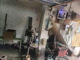 Mild Steel Electric Welder Required