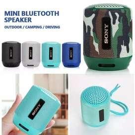 Speaker Bluetooth TG-129 Portable Wireless Speaker Stereo BT