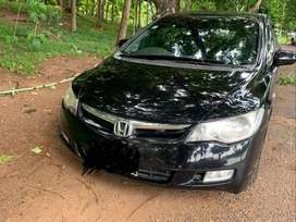 Honda Civic Hybird 2007 Model On Easy Installments