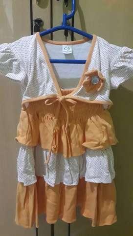 Baju anak usia 2 - 4 tahun