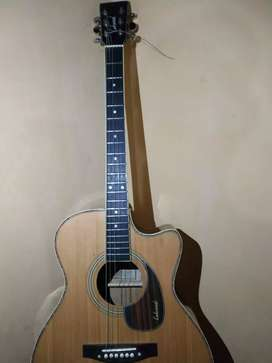 Gitar lakewood acoustic electric