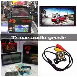 Terlaris fitur lengkap DVD 2DIN F8 android link 7inc+camera hd mumer