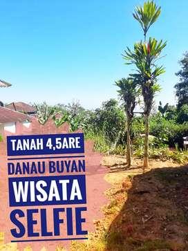 Jual Tanah Sejuk Wisata Selfie Wanagiri Bedugul Buyan Bali