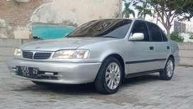 TERMURAH!! Toyota CORROLA 1.8 SEG MT 2001, PLAT H, ISTIMEWA!