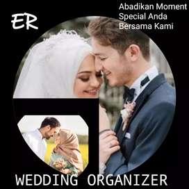 ER Wedding Organizer Abadikan Bersama kami Moment Special anda