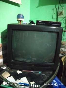 BPL COLOUR TELEVISION 21 INCH