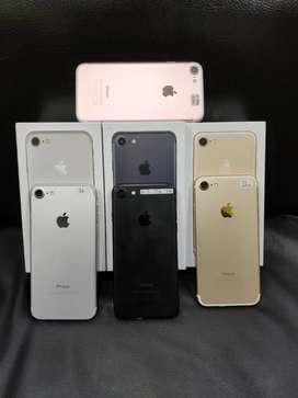 Iphone 7 128gb inter mulus fullset,bukan rekondisi abal2