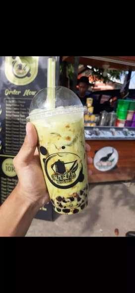 Jualan minuman Thaitea