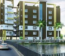 2BHK on Semi Complex,Andul Road,NH Narayana Hospital