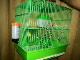 Hamster cage with complete accessories - iceym pets