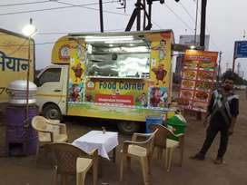 Food truck tata super ace