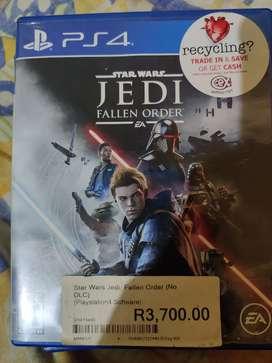 Jedi falen order