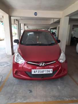 Hyundai Eon 2017 Petrol Good Condition