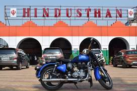 Full modified Royal Enfield classic 350