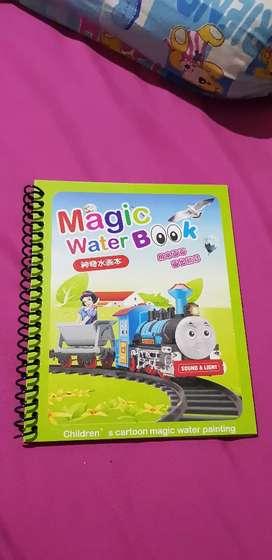 Magic water boook