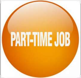 Part time work or job